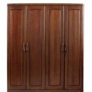Шкафы для платья и белья WGY11DA Орех 1837 x 616 x 2140 фото