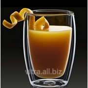 Стакан для сока Luigi Bormioli Thermic Glass (10354/01) фото