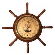 Барометр с термометром Штурвал-М1 Утёс фото