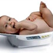 Детские электронные весы GAMMA (Англ.) фото