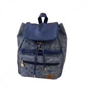 Рюкзак Zibi Baggy BLUE PAISLEY (ZB16.0672BP) фото