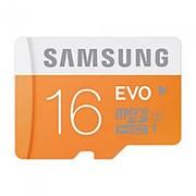 Карта памяти Samsung MicroSDHC 16GB class 10 фото