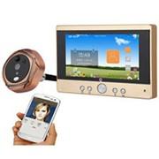 Wi-Fi видеоглазок AVT VDP403 фото