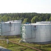 Зачистка резервуаров хранения нефтепродуктов фото