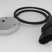 Бесконтактный ультразвуковой датчик уровня топлива фото