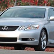 Прокат, аренда автомобилей Lexus GS 300 3.0L 4WD 241hp фото