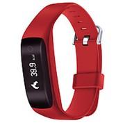 Фитнес браслет Lenovo HW01 (Красный) фото