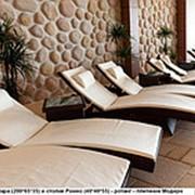 Шезлонги, шезлонг МАРА - Лежак - мебель для бассейна - мебель для сада - мебель для отдыха фото