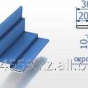 Нащельник Внутреннего Угла У7 — № 3; У8 — № 3 для сэндвич-панелей фото