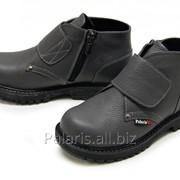 Ботиночки, цвет серый, арт. 1578-260516 фото