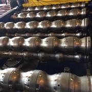 Продается линия для производства металлочерепицы Супер Монтеррей и для производства профнастила Н-35 фото