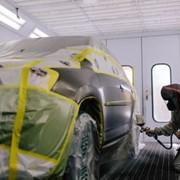Кузовной ремонт и покраска автомобиля фото