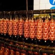 Производство колбасных изделий фото