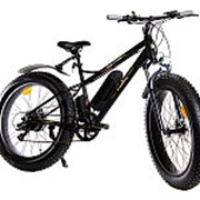 Электровелосипед E-motions Challenger Fat Premium фото