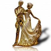Статуэтка Танцующая пара фото