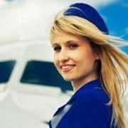 Обучение профессии бортпроводника. фото