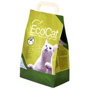 Наполнитель для кошачьего туалета силикагелевый EcoCat фото