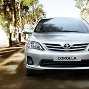 Автомобиль Toyota Corolla фото