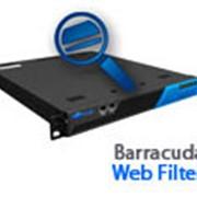 Barracuda Web Filter - защита от действия вредоносного ПО и анализа контента фото
