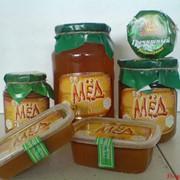 Мёд гречишный + разнотравье фото
