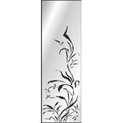 Обработка пескоструйная на 1 стекло артикул 5-11 фото