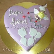 Торт подарочный №36 код товара: 13424 фото