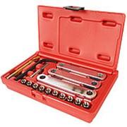 JTC-4880 Набор инструментов для восстановления резьбы (OPEL,FORD,VW, AUDI) JTC фото