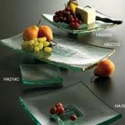 Блюда из стекла фото