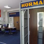 Ремонт и сервисное обслуживание секционных ворот. фото