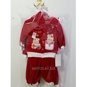 Спортивный костюм для новорожденного мальчика 440 фото