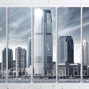 Модульна картина на полотні New York код КМ100150(150)-051 фото