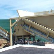 Мобильные заводы для производства холодного асфальта и бетона фото