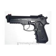 Пистолет пневматический Borner Sport 331, кал.4,5мм, артикул 423896 фото