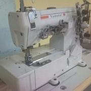 Промышленная швейная машина FY 31016-01CB (база) плоскошовная б\у фото