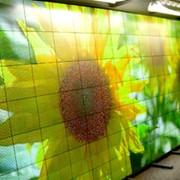 Экраны на основе газоразрядных матричных индикаторов фото
