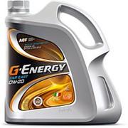 G-Energy Far East 0W20 API SN, ILSAC GF-5 (4л) фото