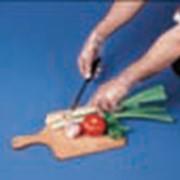 Полиуретановые перчатки прозрачные артикул 70006143 фото