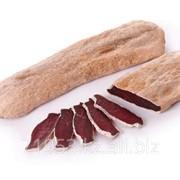 Продукт из говядины Бастурма фото