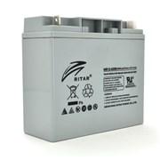 Аккумуляторная батарея AGM RITAR HR12-60W, Gray Case, 12V 17.0Ah ( 181 х 77 х 167 (167 ) 4.56 kg Q40 фото