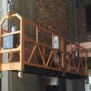 Люлька строительная ZLP-630 корзина 4м подъём 50м фото