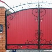 Художественная ковка, Кованый забор фото