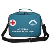 Аптечка офисная (сумка) фото