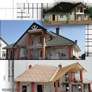 Проект дома для согласования в органах архитектуры фото