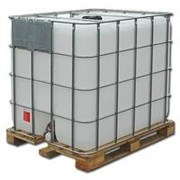 Емкость пластиковая 1000 литров (еврокуб), пищевой фото