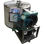 Охладитель молока вертикального типа 800 литров фото
