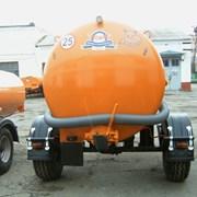 Полуприцеп-цистерна тракторный МВ-4.2 (ассенизацио фото