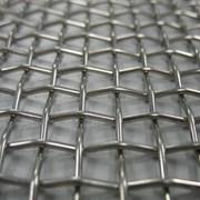 Сетка рифленная, канилированная (сито для грохота) фото