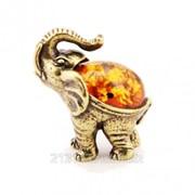 Сувенир Слон Идущий фото