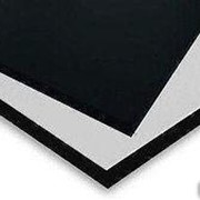 Полистирол ударопрочный ГЕБАУ GEBAU 2мм черный фото