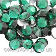 Стразы ДМС Emerald ss 8 (2,4мм) (100шт) фото